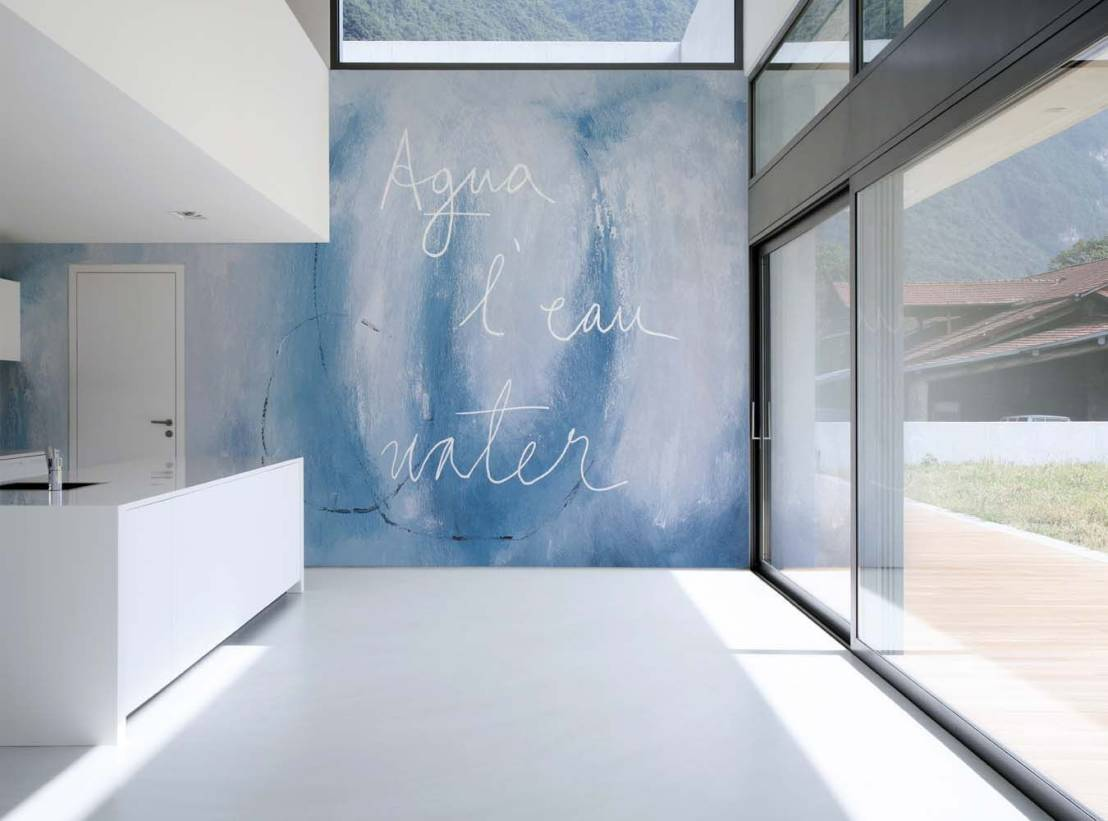 Dipingere pareti a strisce: pareti di casa dai colori diversi af ...