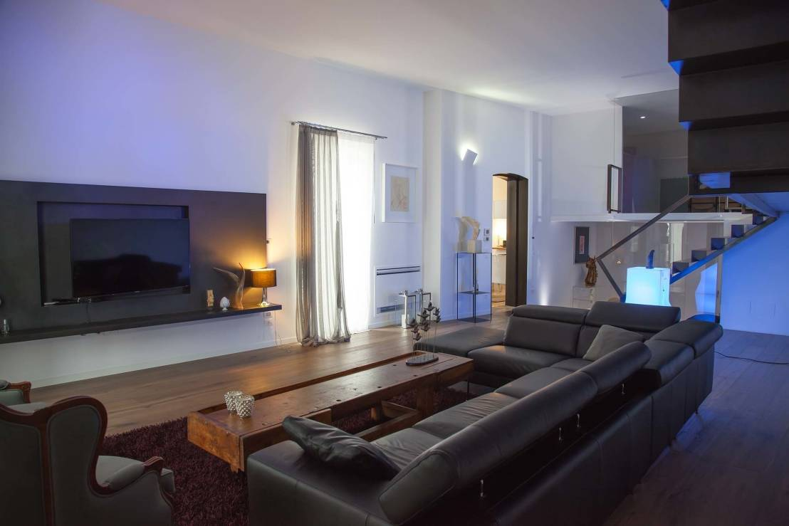 Tende da interni un modello per ogni ambiente della casa for Interni di casa contemporanea