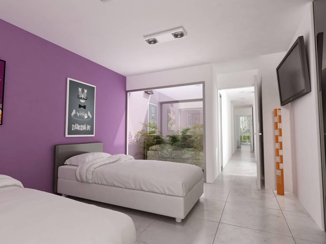 10 ideas super tiles para conseguir un dormitorio juvenil for Dormitorios super modernos