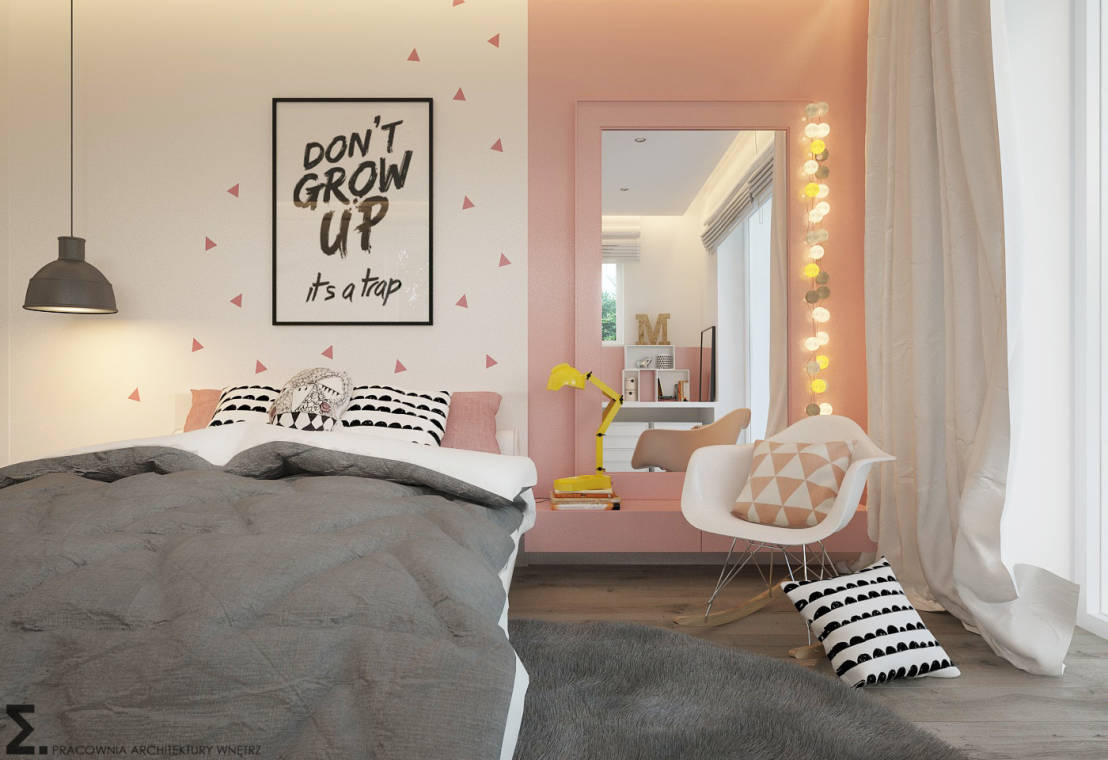 10 id es pour donner du caract re sa chambre d ado for Chambre ado style british