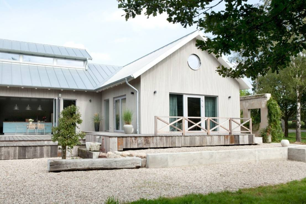 Una casetta in stile scandinavo ecco come ottenerla for Case in stile nord ovest pacifico