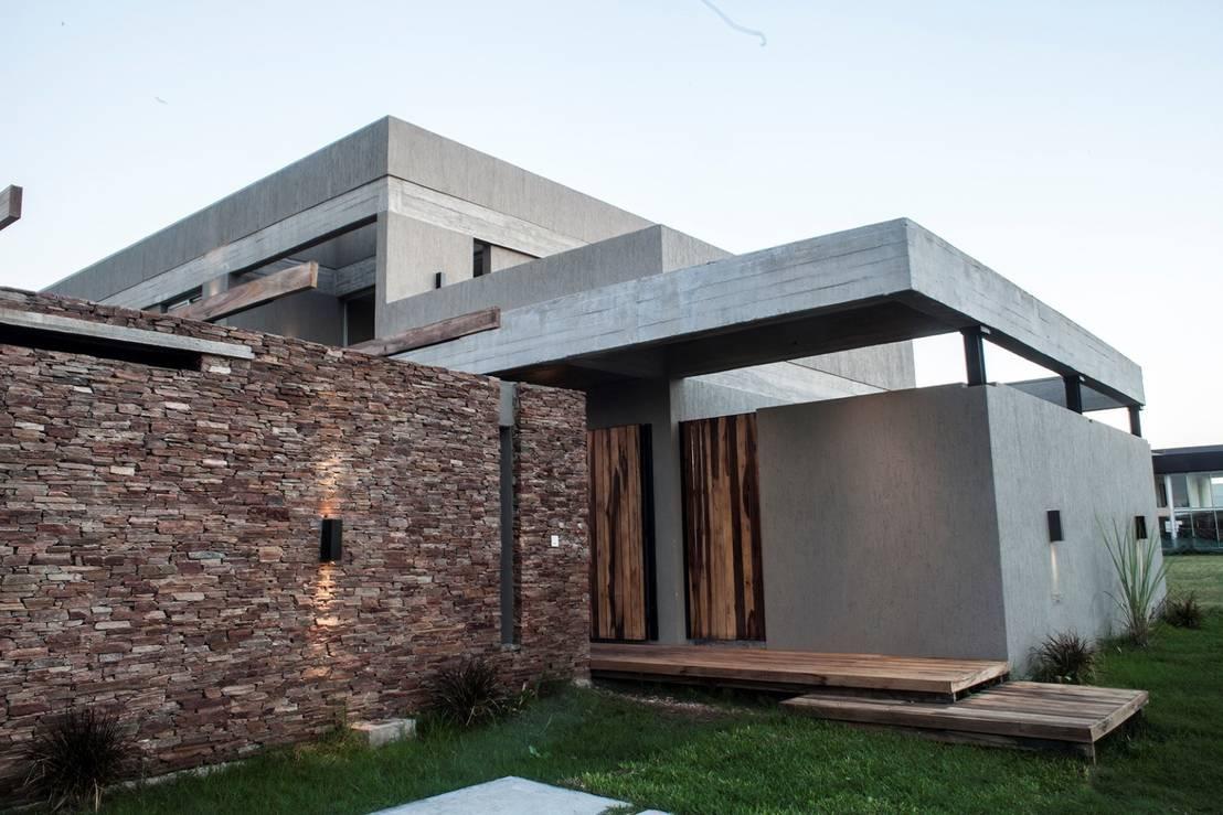 Una casa al mejor estilo escandinavo - Casas de estilo nordico ...
