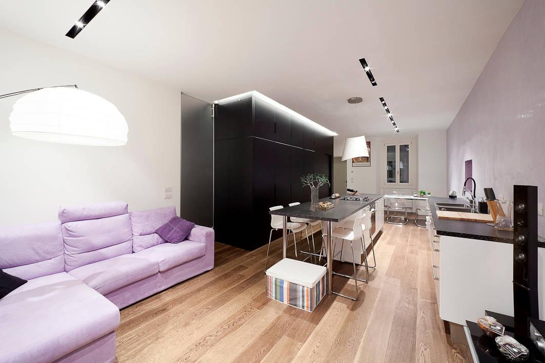 Tra stile orientale e contemporaneo la casa per una vita - Casa stile contemporaneo ...