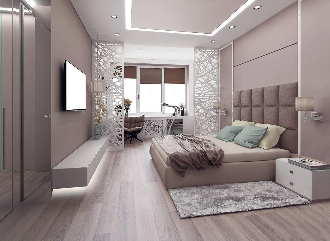 Make your bedroom romantic