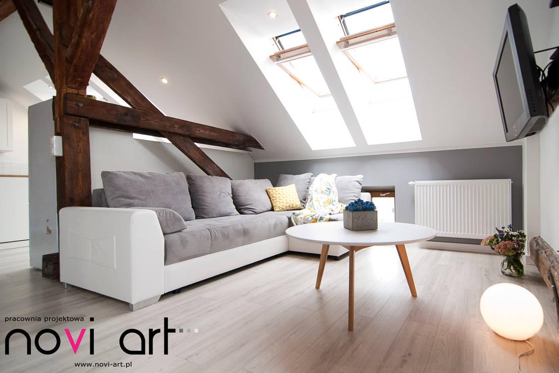 Arredare una mansarda di 50mq idee per il design della casa for Foto di casa in stile ranch