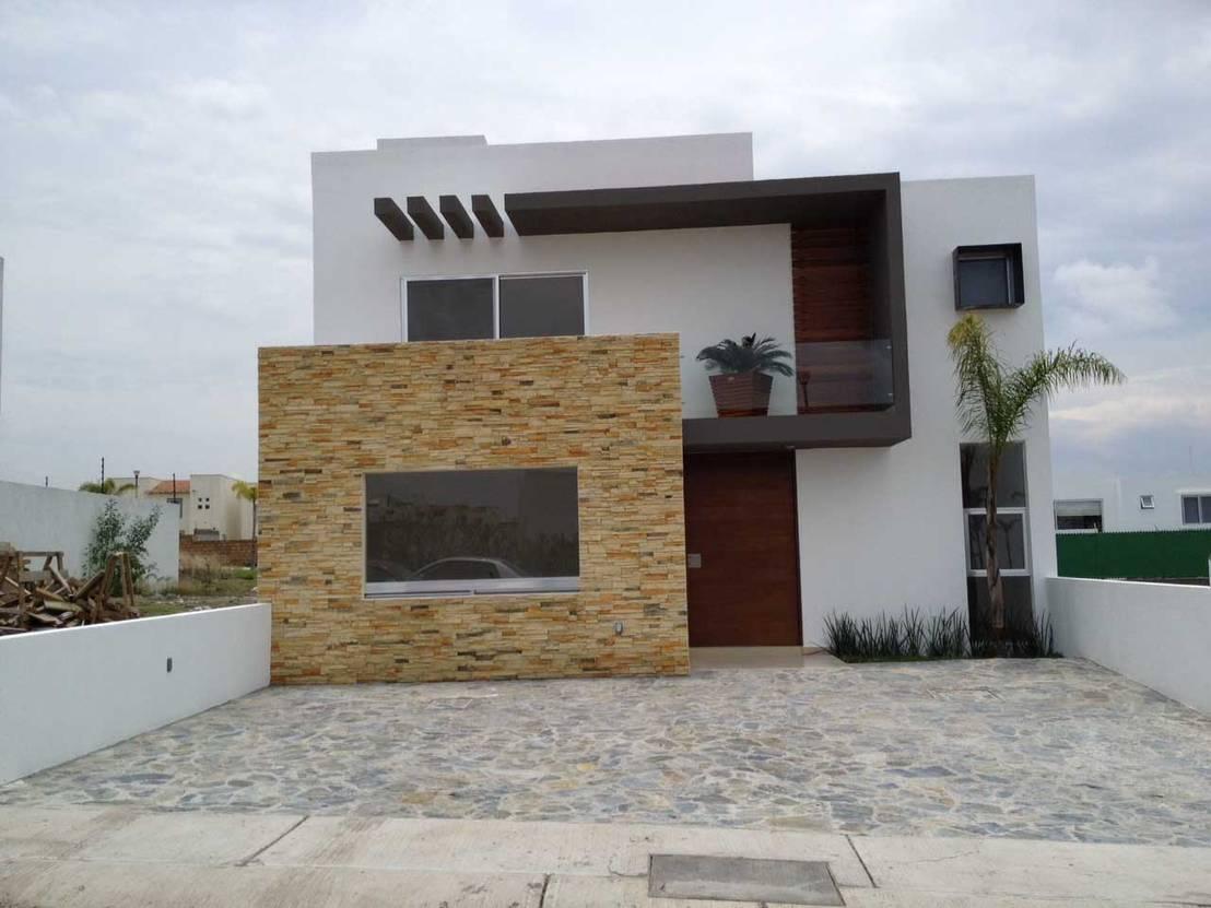 Top 5 ideas econ micas para tu casa peque a for Modernizar fachada casa