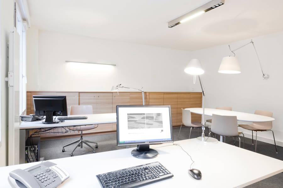 les 6 r gles d 39 or pour travailler en open space. Black Bedroom Furniture Sets. Home Design Ideas