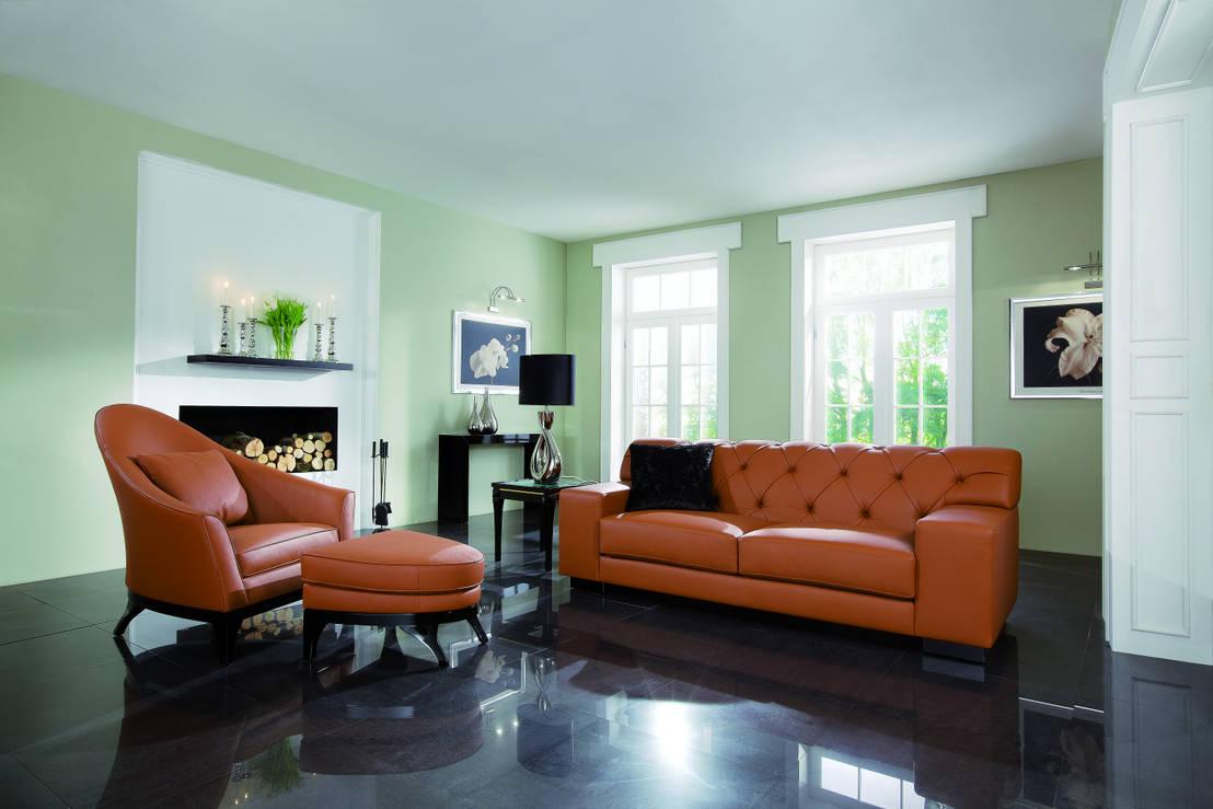 orange energie und w rme zu hause. Black Bedroom Furniture Sets. Home Design Ideas