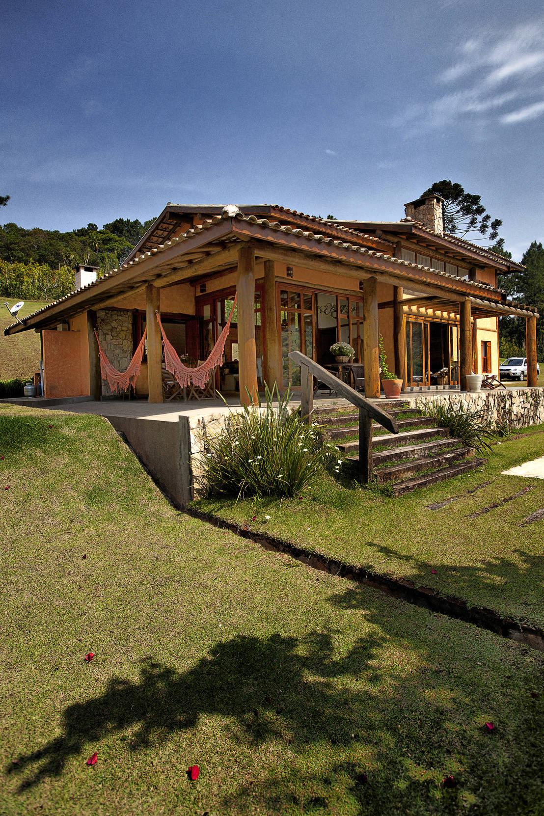 15 fotos de una casa de campo r stica y fabulosa - Imagenes de casas de campo ...