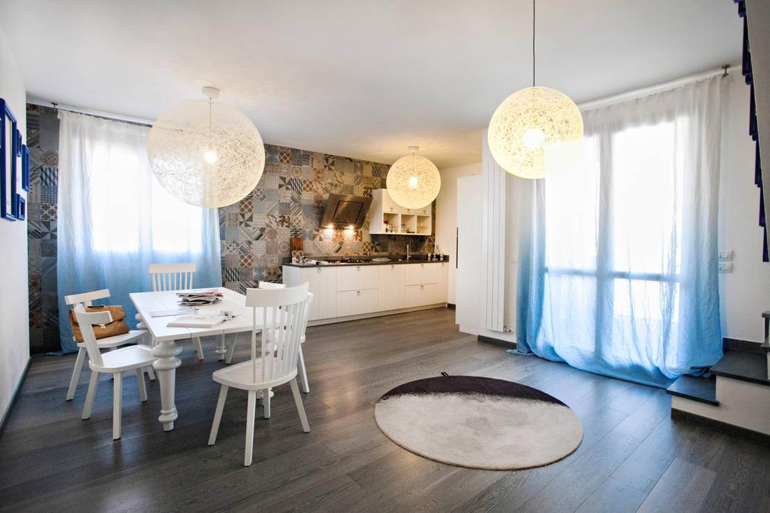 Una casa cucita su un sogno for Case di stile