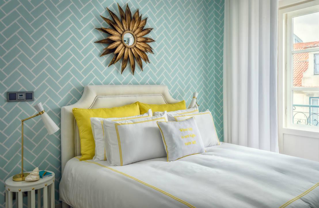 Slaapkamer behangen: de gids naar succes
