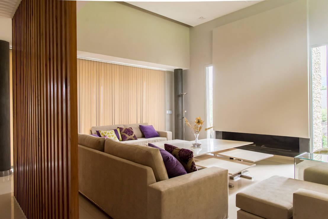 C mo dividir ambientes sin construir paredes for Modelos de divisiones de sala y comedor