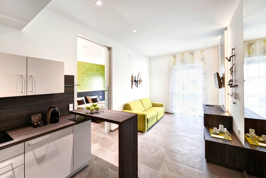 geniale ideen f r jede wohnung unter 70 m. Black Bedroom Furniture Sets. Home Design Ideas