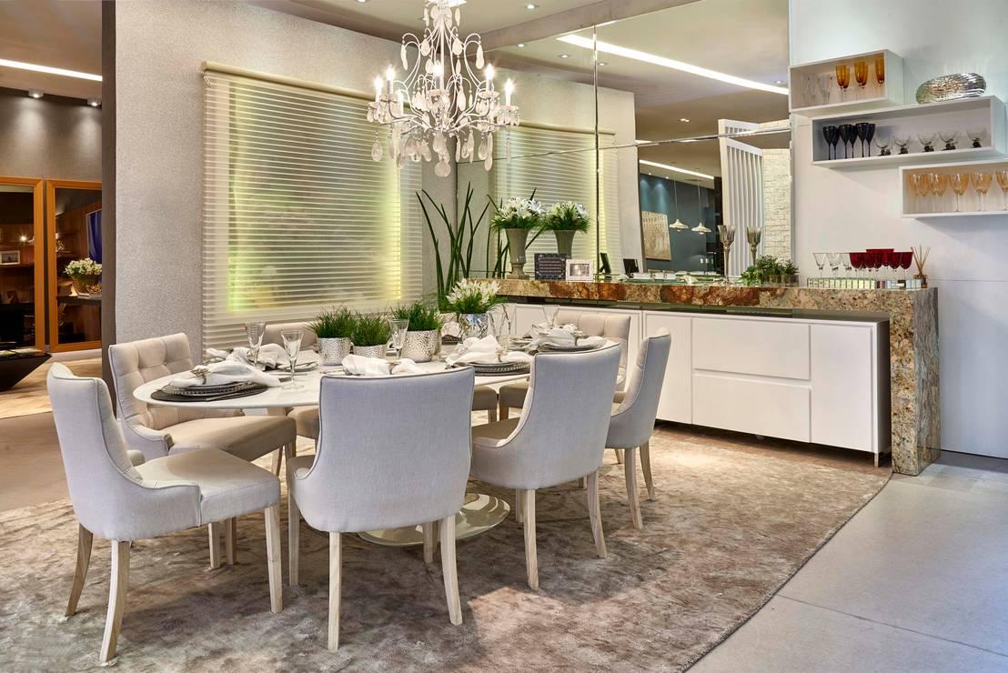 Aparadores perfeitos para salas de jantar