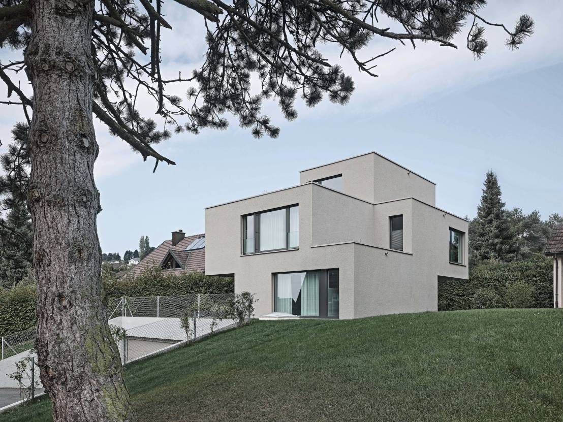 Une maison familiale moderne absolument incroyable for Absolument maison