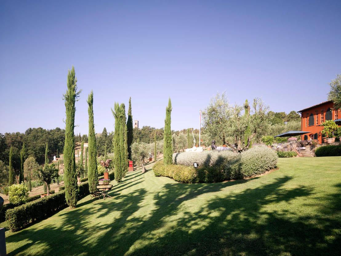 Arte e paesaggio sulle colline toscane di giuseppe for Consulenza architetto gratuita