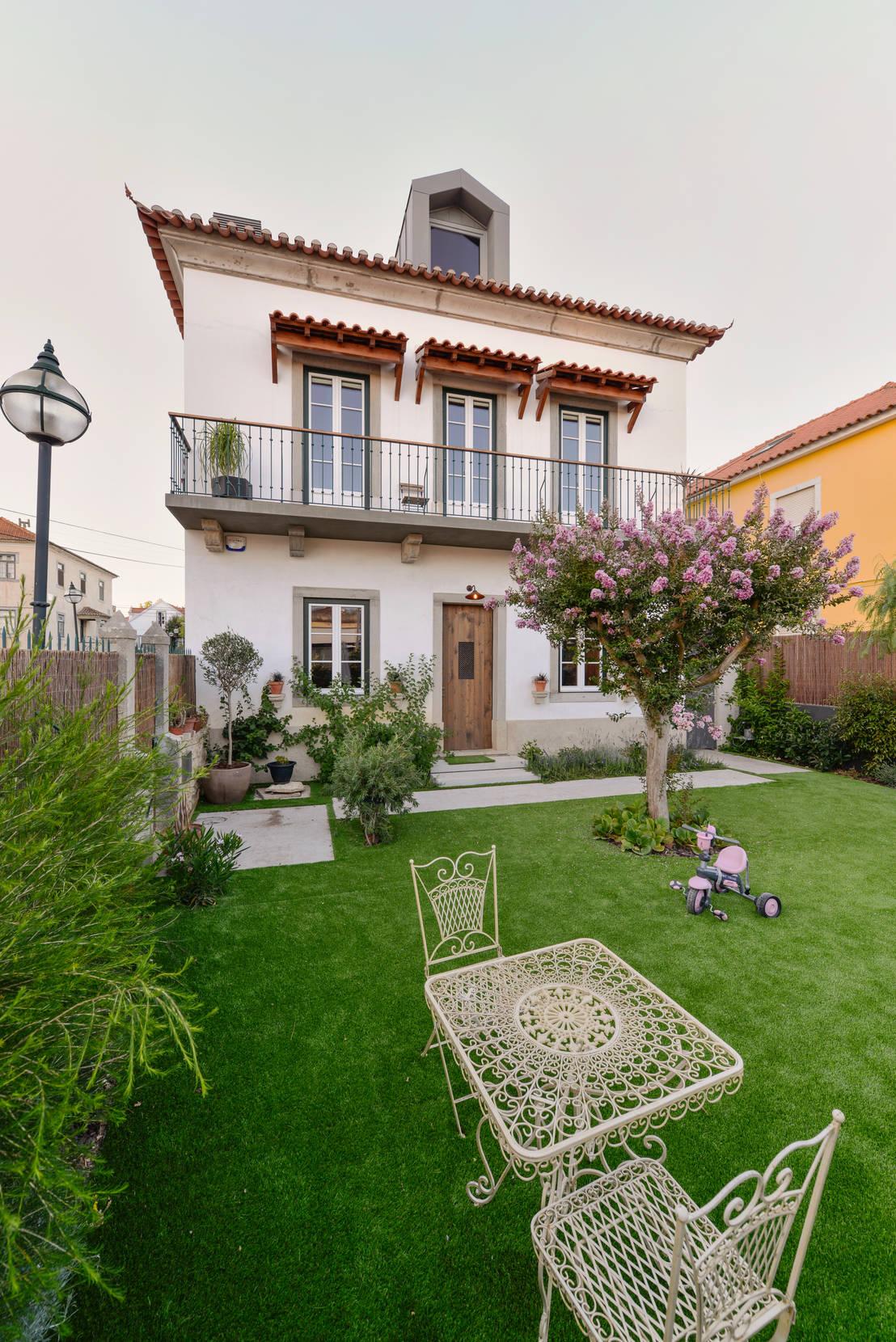 Diferentes estilos uma maravilhosa casa portuguesa for Homify casas