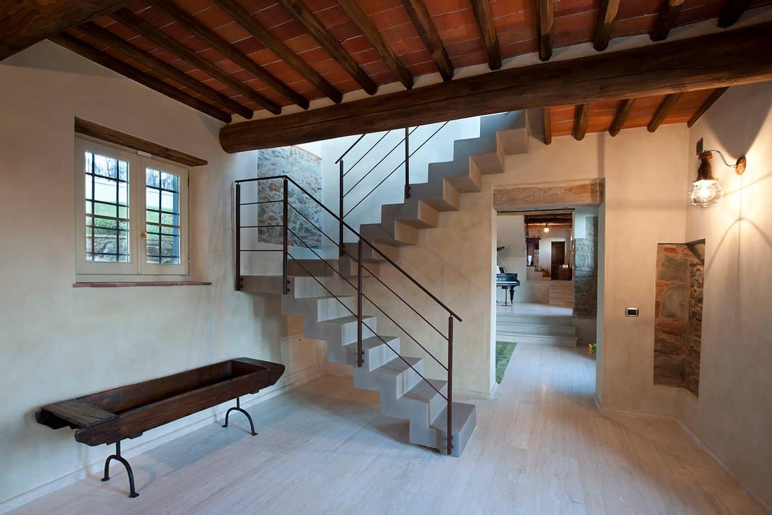 Lo stile rustico italiano riassunto in 5 progetti for Progetti di case in stile loft