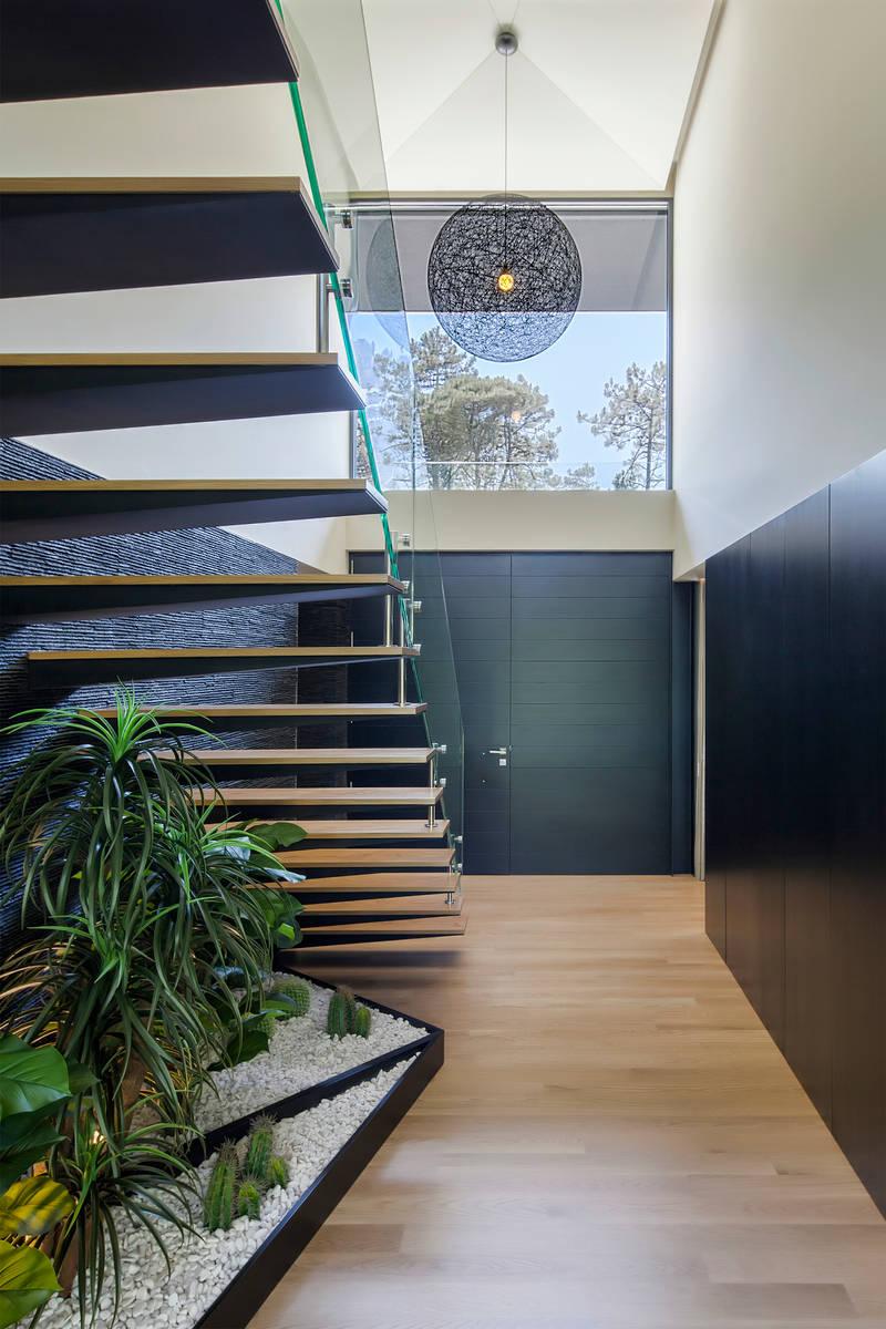 fantastische villa mit highlight im wohnzimmer