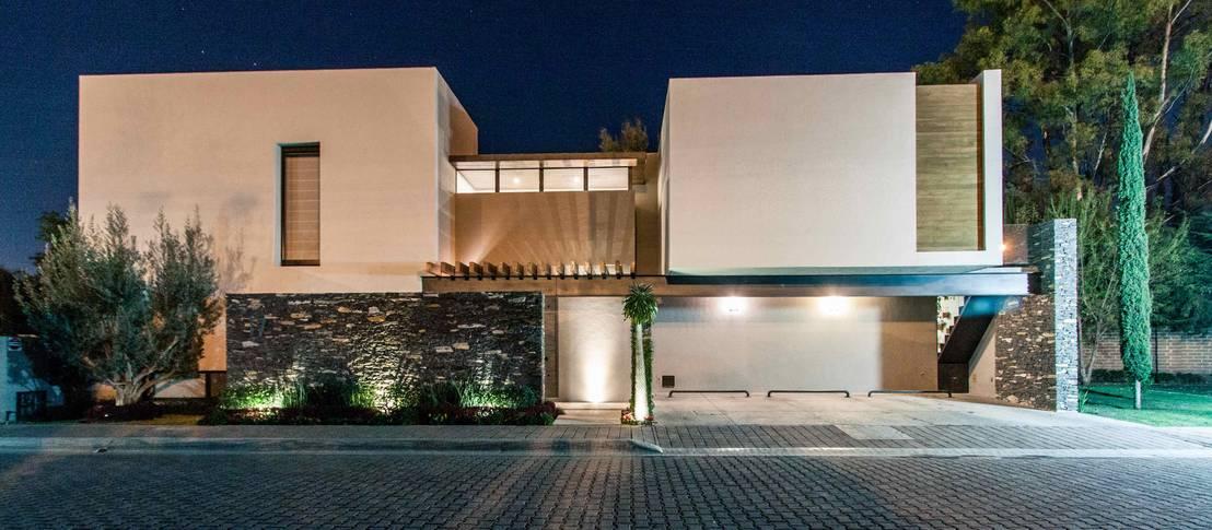 10 fachadas contempor neas por arquitectos mexicanos Estilo contemporaneo arquitectura