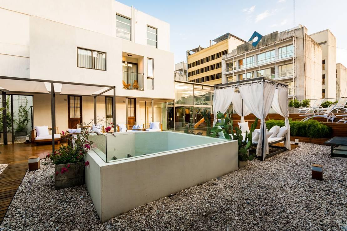 Un hotel boutique con historia propia for Descripcion de habitaciones de un hotel