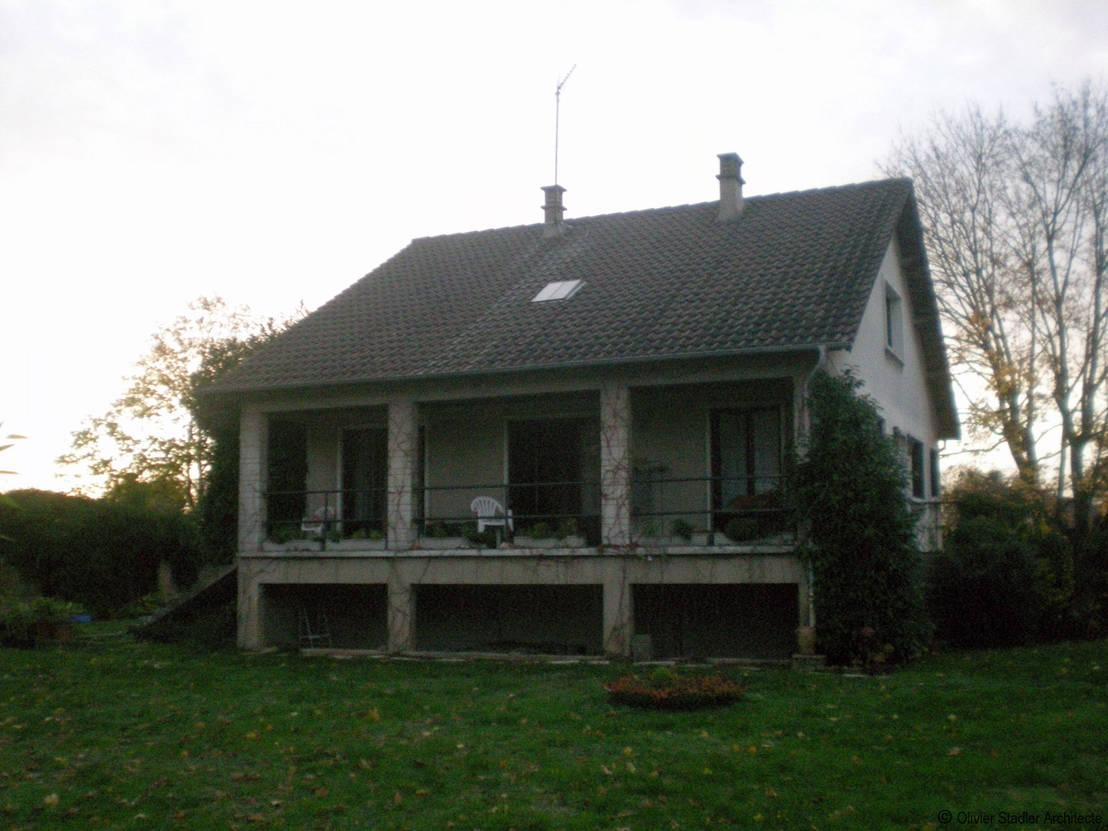 R novation spectaculaire d 39 une banale maison - Livre renovation maison ...