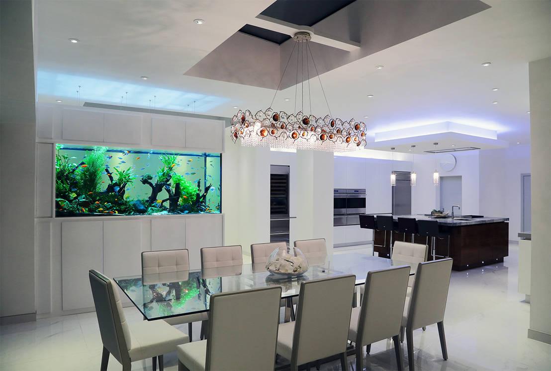 coole ideen f r ein aquarium. Black Bedroom Furniture Sets. Home Design Ideas