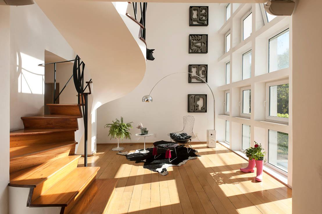 C mo darle un nuevo look a la madera for Imagenes de techos interiores