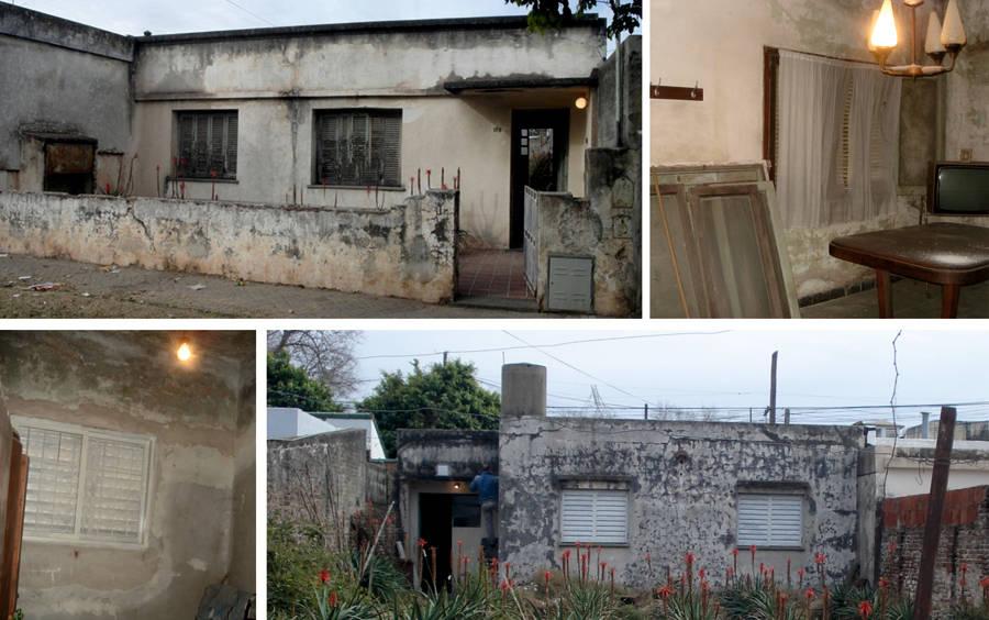O antes e depois de uma casa abandonada - Reforma de casas ...