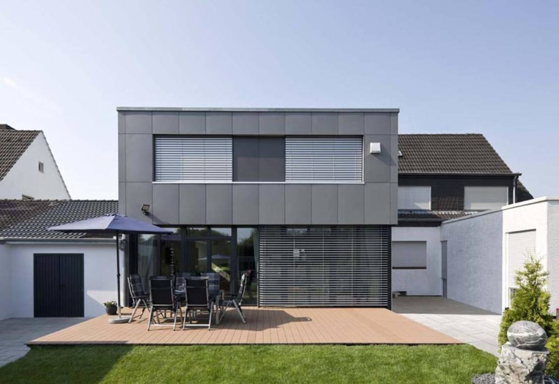 anbau an eine doppelhaush lfte und sanierung eines efh von 1952 in recklinghausen von puschmann. Black Bedroom Furniture Sets. Home Design Ideas