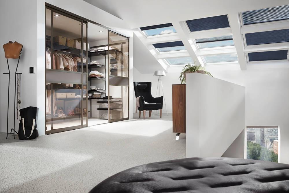 ankleidezimmer unterm dach by elfa deutschland gmbh homify. Black Bedroom Furniture Sets. Home Design Ideas