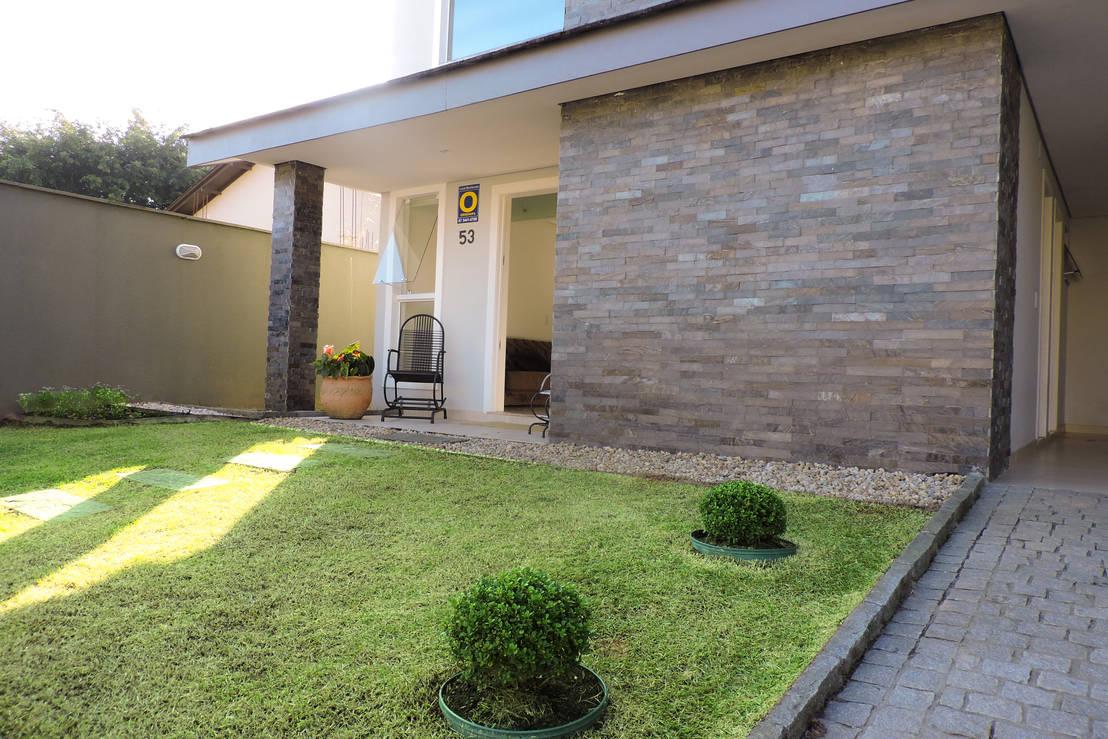 10 ideas geniales para arreglar el jard n por poco dinero On arreglar su entrada de casa exterior
