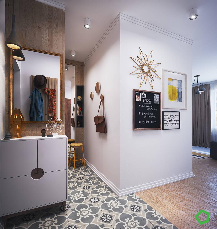 La casa dei sogni diventa realt in 45 mq for Progetti di casa dei sogni