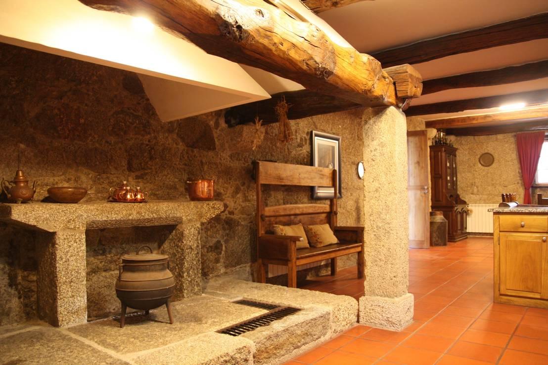 Ser o estas as 20 melhores cozinhas portuguesas - Pavimentos rusticos para interiores ...