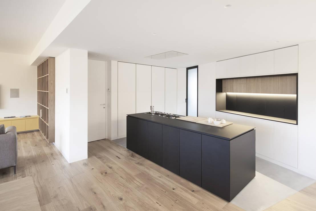 Un appartamento minimal arredato tante idee salvaspazio for Appartamento minimal