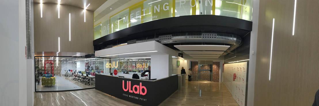 Centro de negocios ulab de alicante arquitectura y - Centro negocios alicante ...