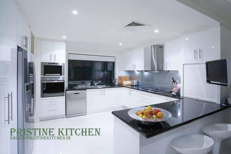 3d Kitchen Designs By Pristine Kitchen Homify