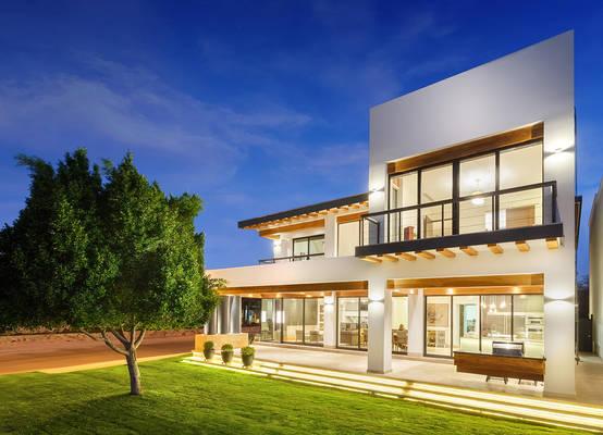 8 casas modernas dise adas por arquitectos mexicanos - Arquitectos casas modernas ...