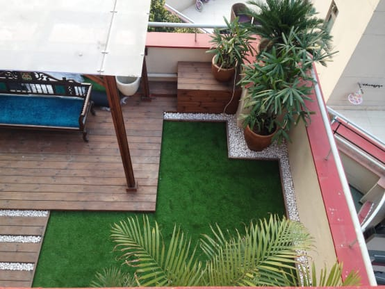 4 types of outdoor flooring with advantages and disadvantages