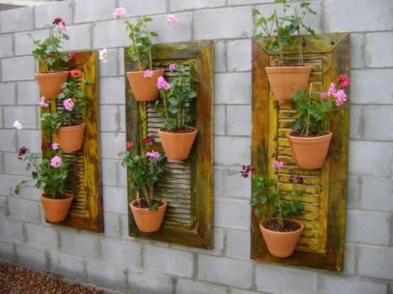 Jardines Economicos. Ideas Para Decorar Jardines Con Bloque De ...
