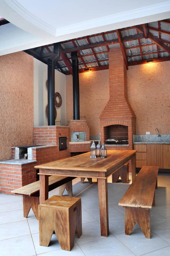 Ideas de terrazas r sticas con asador te van a encantar for Ideas para terrazas rusticas