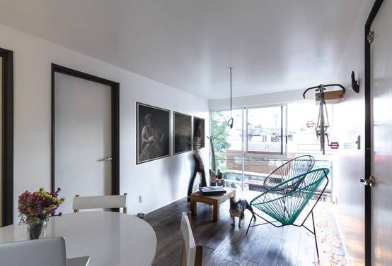 5 ideas geniales para un apartamento peque o for Ideas para un apartamento pequeno