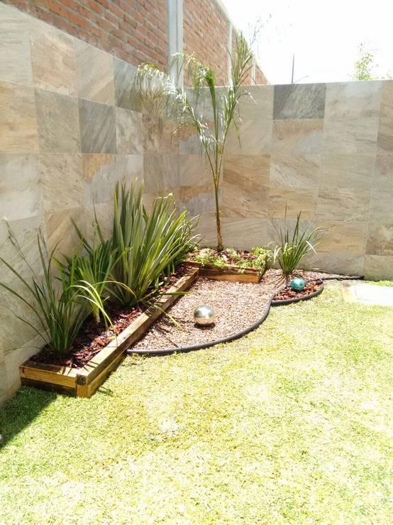 M s de 20 ideas para tener un jard n peque o en tu casa for Ideas para tu jardin en casa