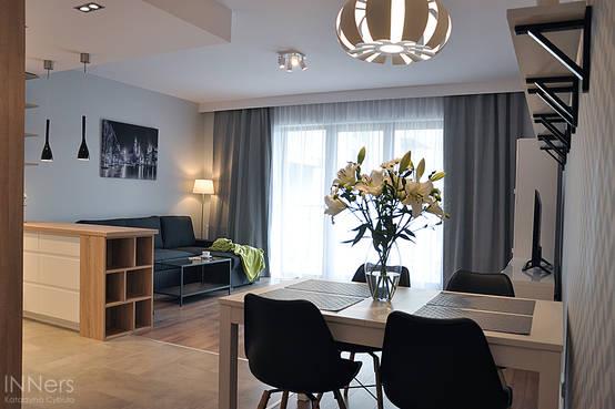 Un piso de 80 metros cuadrados que te encantar for Piso 80 metros cuadrados