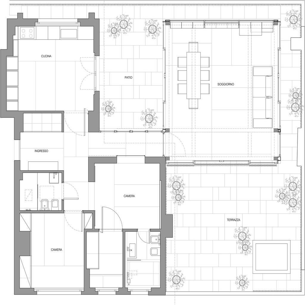 Idee arredamento casa interior design homify for Sito per architetti