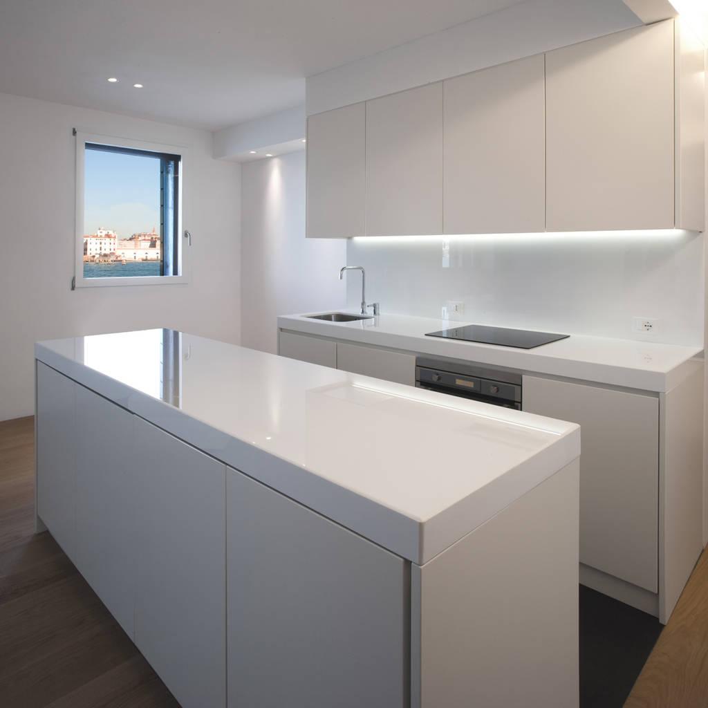 Idee arredamento casa interior design homify for Arredare cucina a vista