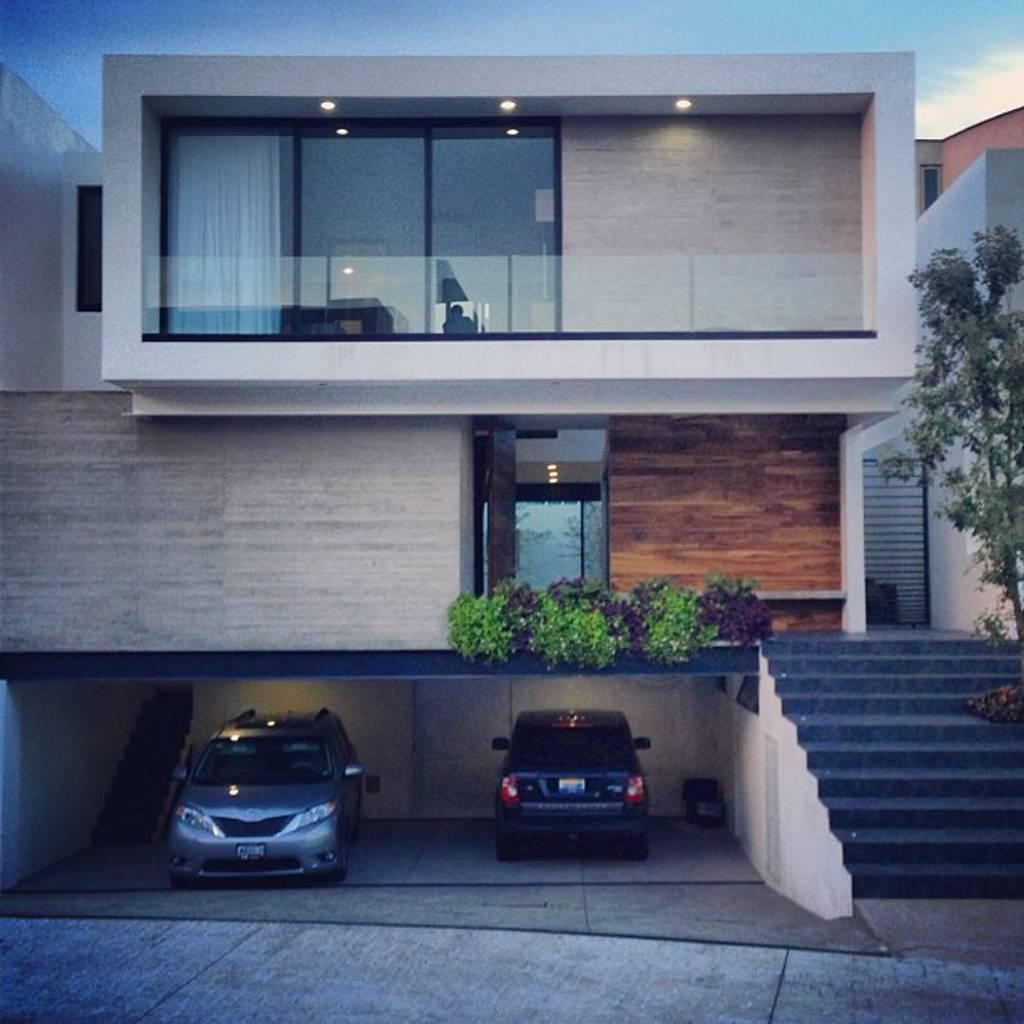 Ideas im genes y decoraci n de hogares homify for Casas modernas futuristas