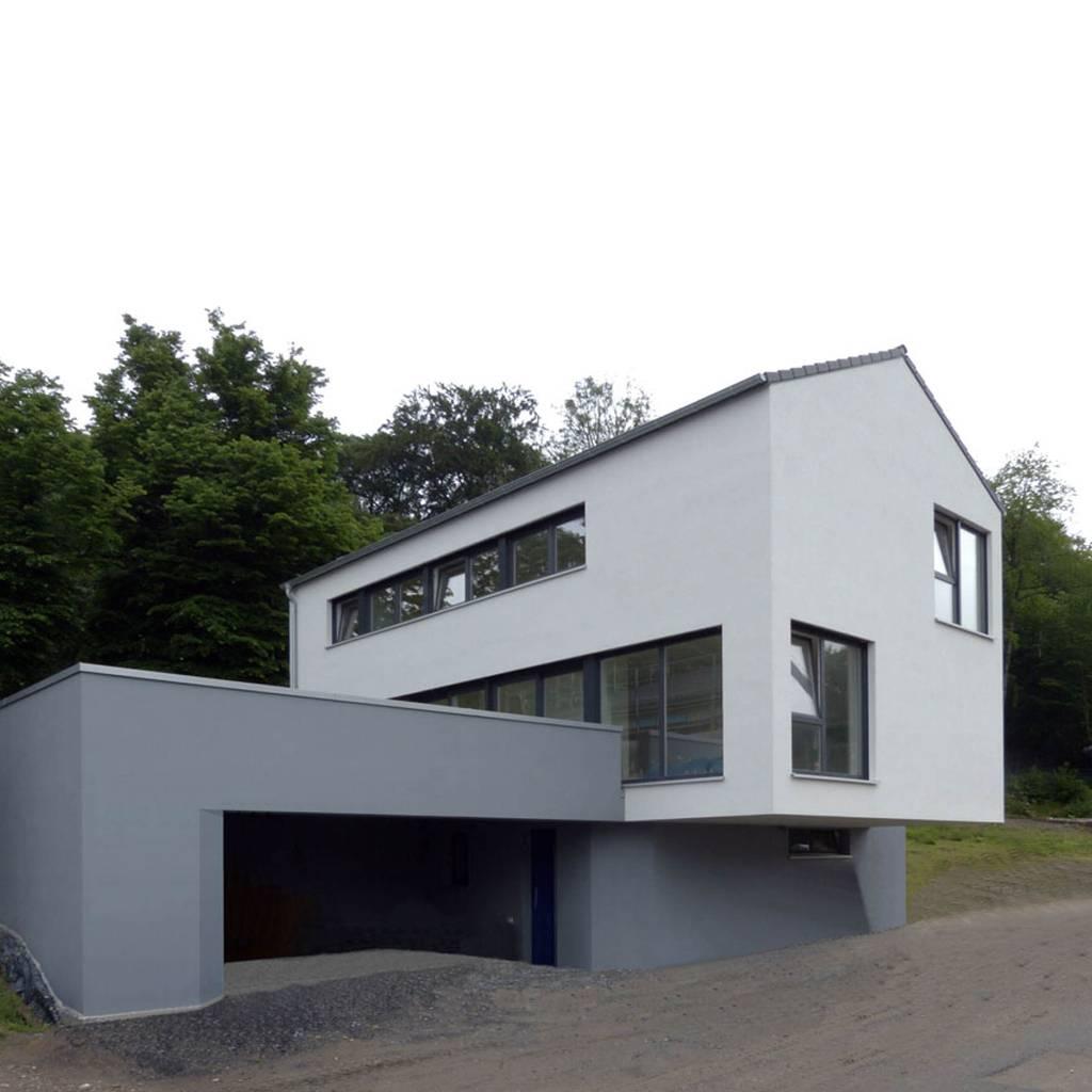 Ideas im genes y decoraci n de hogares homify - Bauwerk architekten ...
