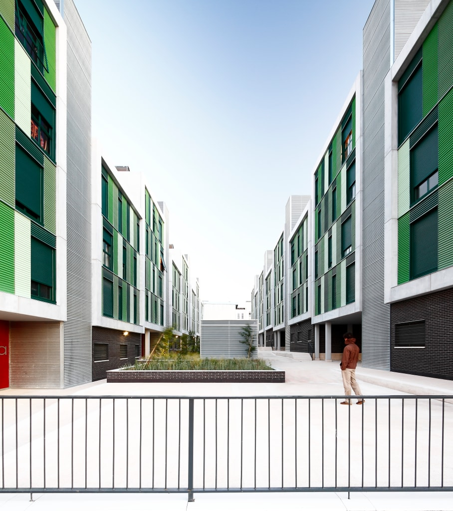 affordable housing student design - HD3444×3882