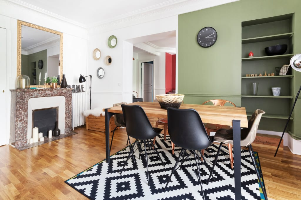 Id es de design d 39 int rieur et photos de r novation homify for Appartement moderne salle a manger